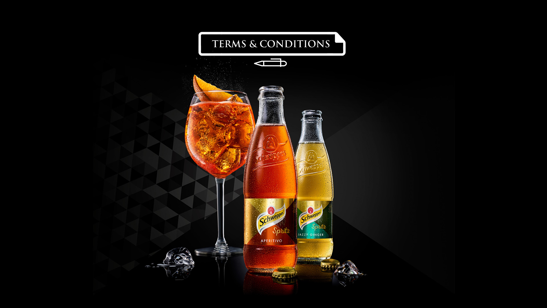 Schweppes Spritz Terms and Conditions