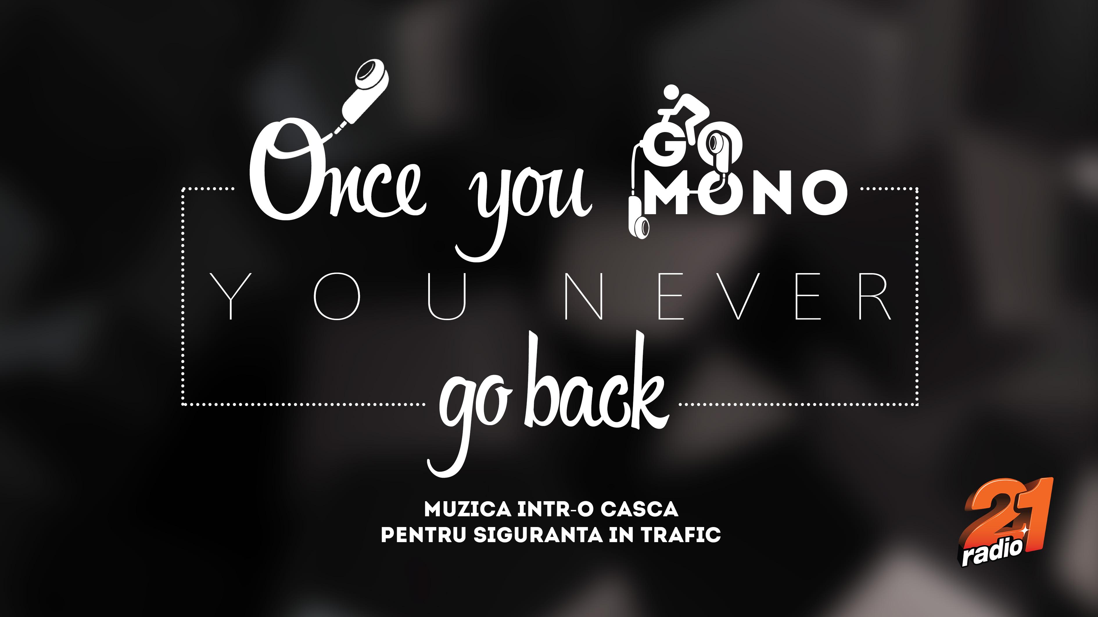 Go Mono Poster