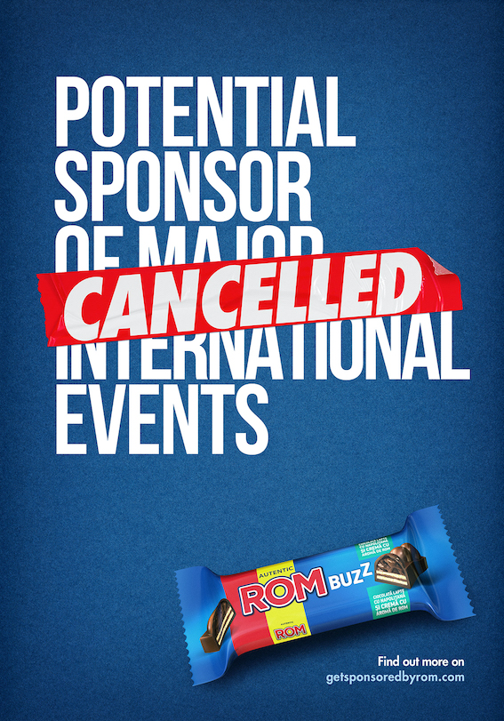 Rom BUZZ sponsors cancelled events